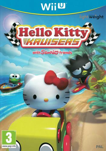 Hello Kitty Kruisers Array coverM (AHKPYM)