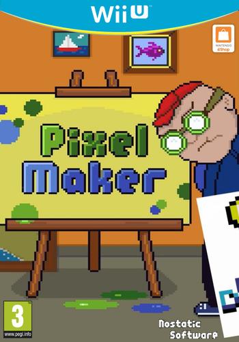 PixelMaker WiiU coverM (AHYP)
