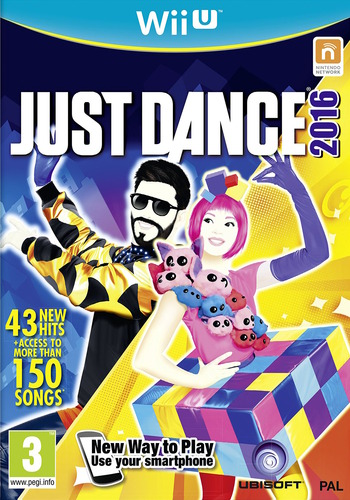 Just Dance 2016 Array coverM (AJ6P41)