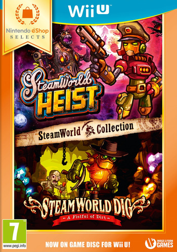 SteamWorld Collection WiiU coverM (AJ8PVW)