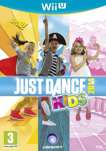 Just Dance Kids 2014 WiiU coverM (AJKP41)