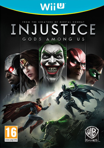 Injustice:Gods Among Us Array coverM (AJSPWR)