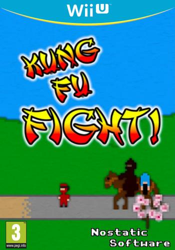 Kung Fu FIGHT! WiiU coverM (AK2P)