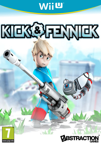 Kick & Fennick WiiU coverM (AKKP)