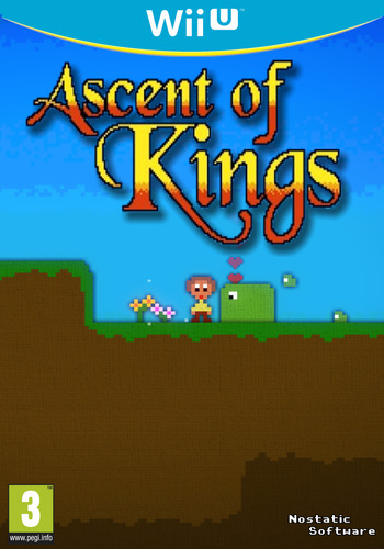 Ascent of Kings Array coverM (AKSP)