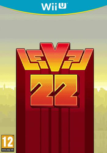 Level 22 WiiU coverM (AL2P)