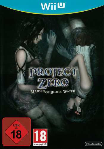 Project Zero: Maiden of Black Water Array coverM (AL5P01)
