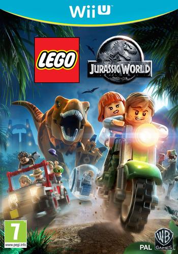 LEGO Jurassic World WiiU coverM (ALJPWR)