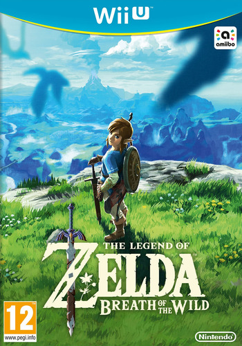 The Legend of Zelda: Breath of the Wild WiiU coverM (ALZP01)
