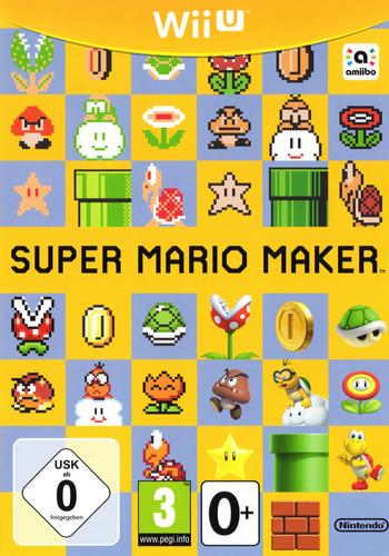 Super Mario Maker WiiU coverM (AMAP01)