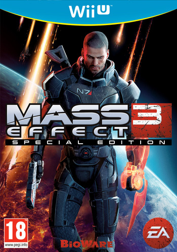 Mass Effect 3 - Special Edition WiiU coverM (AMEP69)