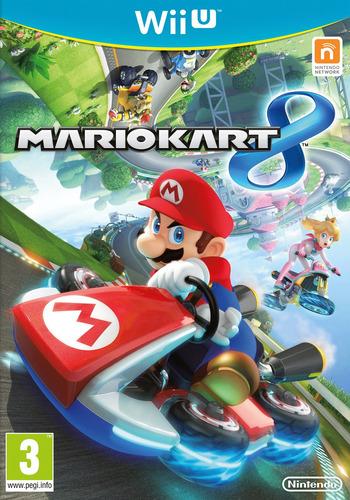 Mario Kart 8 Array coverM (AMKP01)