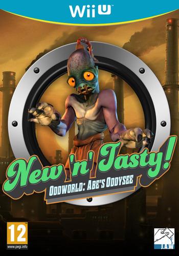 Oddworld: New 'n' Tasty WiiU coverM (ANWP)