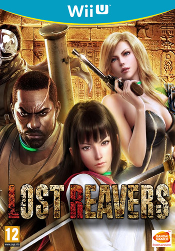 LOST REAVERS WiiU coverM (APHP)