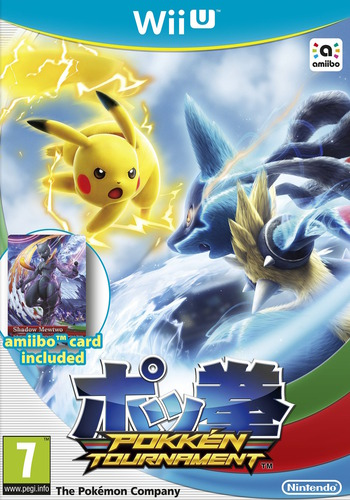 Pokkén Tournament WiiU coverM (APKP01)