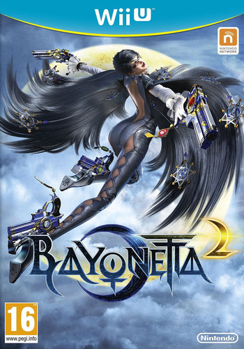 Bayonetta 2 WiiU coverM (AQUP01)