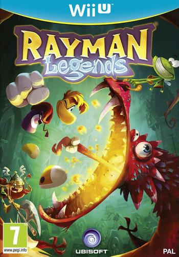 Rayman Legends WiiU coverM (ARMP41)