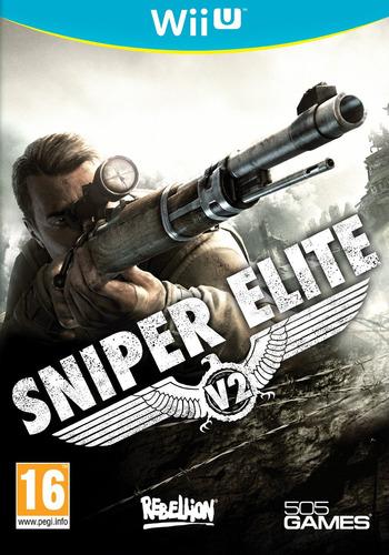 Sniper Elite V2 WiiU coverM (AS8PGT)