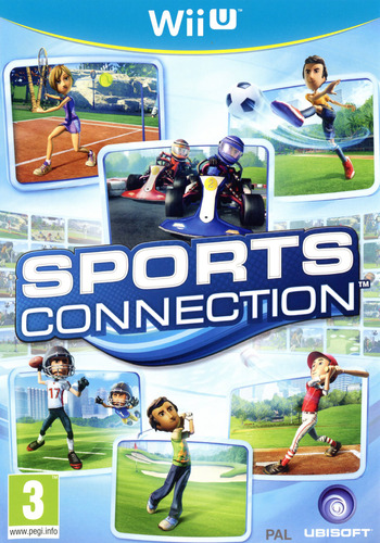 Sports Connection WiiU coverM (ASPP41)
