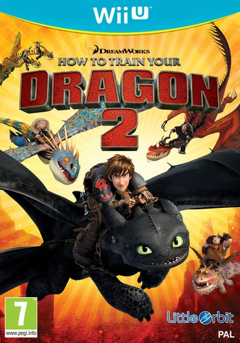 How to Train Your Dragon 2 Array coverM (ATDPVZ)