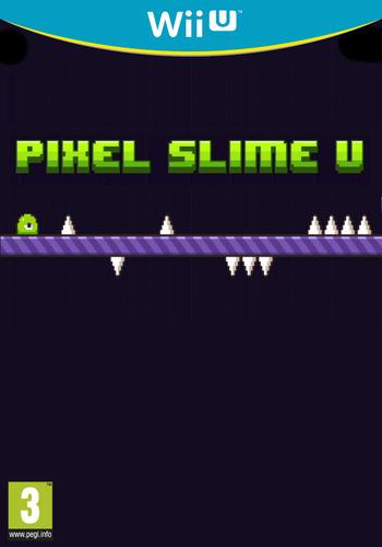 PIXEL SLIME U WiiU coverM (AUPP)