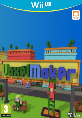 VoxelMaker WiiU coverM (AVMP)