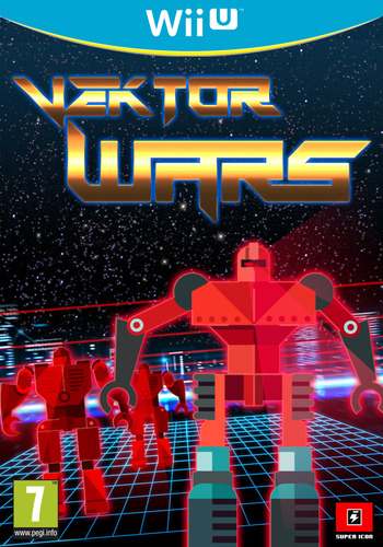 Vektor Wars WiiU coverM (AVWP)