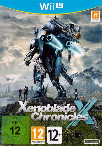 Xenoblade Chronicles X Array coverM (AX5D01)