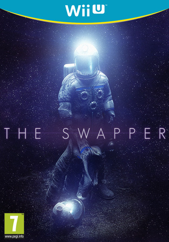 The Swapper WiiU coverM (AXZP)