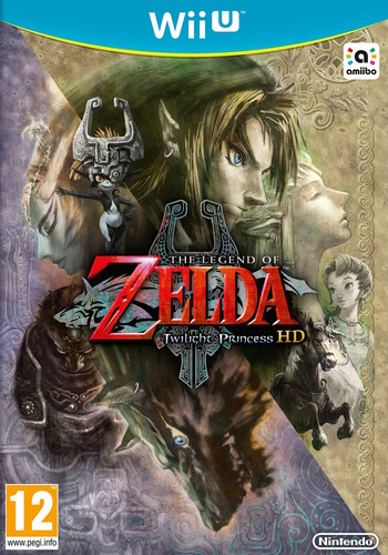 The Legend of Zelda: Twilight Princess HD WiiU coverM (AZAP01)