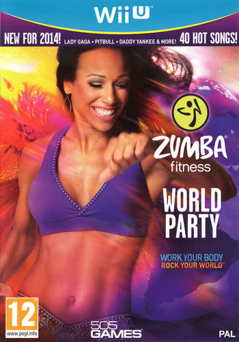 Zumba Fitness World Party WiiU coverM (AZBPGT)