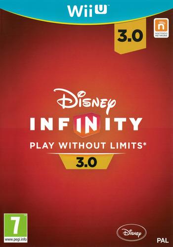 Disney Infinity 3.0 WiiU coverM (BD3P4Q)