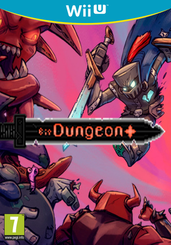 Bit Dungeon+ WiiU coverM (BDYP)