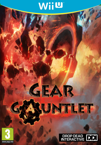Gear Gauntlet WiiU coverM (BGGP)