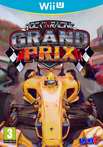 Grand Prix Rock 'N Racing WiiU coverM (BGNP)