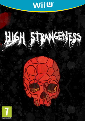 High Strangeness WiiU coverM (BHSP)