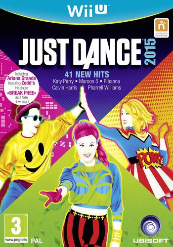 Just Dance 2015 WiiU coverM (BJDP41)