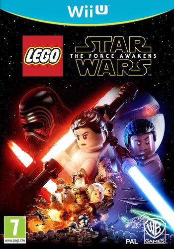 LEGO Star Wars: The Force Awakens WiiU coverM (BLGPWR)