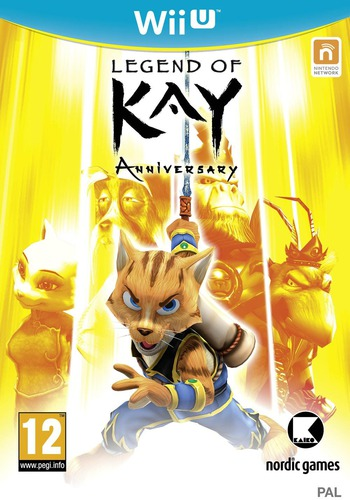 Legend of Kay Anniversary WiiU coverM (BLKP6V)