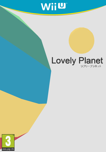 Lovely Planet Array coverM (BLVP)