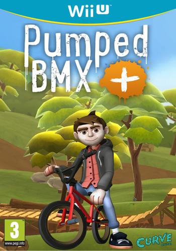 Pumped BMX + WiiU coverM (BPBP)