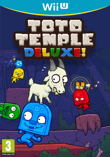 Toto Temple Deluxe WiiU coverM (BT2P)