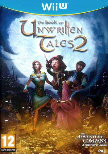 The Book of Unwritten Tales 2 WiiU coverM (BUTP6V)