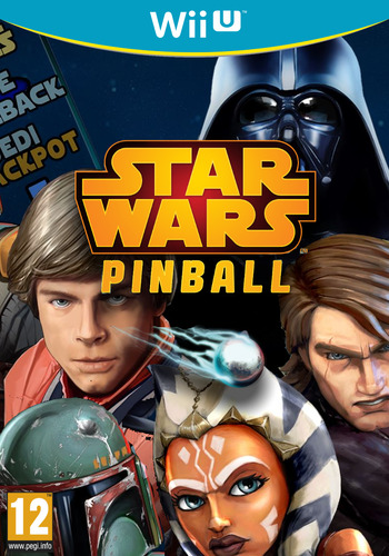 Star Wars Pinball WiiU coverM (WA2P)
