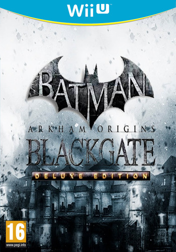Batman: Arkham Origins Blackgate - Deluxe Edition WiiU coverM (WBMP)
