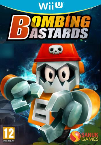 Bombing Bastards WiiU coverM (WBXP)