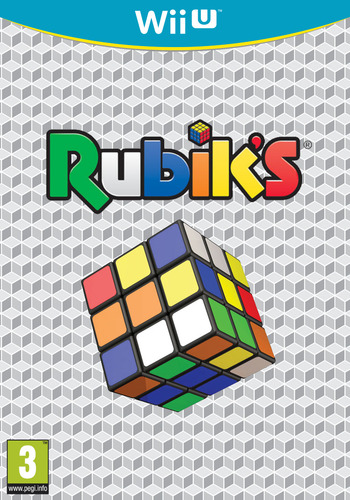 Rubik's Cube WiiU coverM (WC2P)