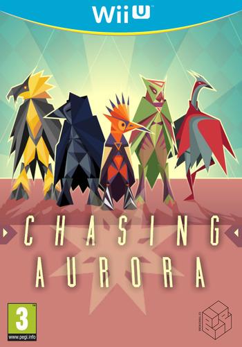Chasing Aurora WiiU coverM (WCAP)