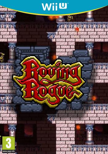 Roving Rogue WiiU coverM (WCJP)