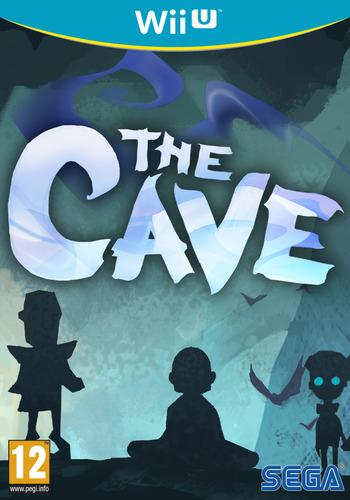 The Cave WiiU coverM (WCVP)